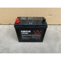 Wholesale UL DIN MF Lead Acid Battery 12V 55AH With Hydrometer from china suppliers