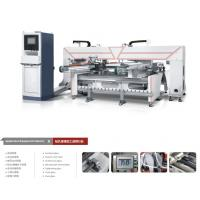 China Conveyor Double Heads CNC Glass Drilling Machine for Automobile Glass on sale