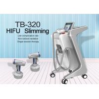 Buy cheap HIFU Slimming Ultrasound Cellulite Reduction Fat Removal Machine from wholesalers