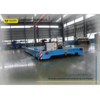 Wholesale Blue Towed Cable Automated Guided Vehicles / Electric Transfer Cart 4t from china suppliers