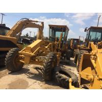 Buy cheap Used Grader ,CAT Motor Grader ,Used Caterpillar 12G Grader ,Construction Equipment Used from wholesalers