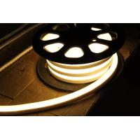 Quality 230V Warm White Led Neon Flex Strip Light With 12.5MM Spacing 4.3W / M 90CM for sale