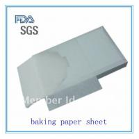 Buy cheap Silicone paper from wholesalers