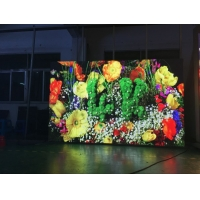 Wholesale Indoor Full Color LED P2 SMD LED screen 512 * 512mm  indoor full color led display HD conference video LED wall from china suppliers