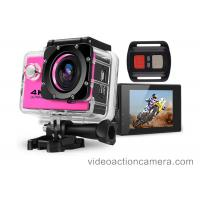 Wholesale Waterproof Shockproof Sports Action Camera 1920*1080p , Bike Helmet Camera from china suppliers