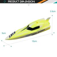 China Mini model toy high speed electric fast remote control rc boats for sale on sale