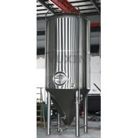 Wholesale high quality 50l 100l home brew conical beer fermenter homebrewing from china suppliers