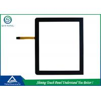 High Definition 5 Wire Resistive Touch Panel Sensor 4/3 Ratio Dust Prevention