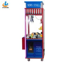Portable Electric Arcade Claw Machine Gift Vending Machine For Supermarket