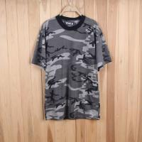 China singapore summer clothes stoct camouflage uniform men's cotton tees excess inventory on sale