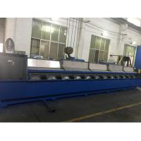 Quality Copper Rod Breakdown Machine Low Power Consumption With 450mm Capstan for sale