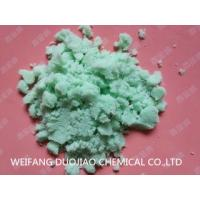 Wholesale Crystal Ferrous Sulphate Used as Flocculant in Waste Water Treatment , Density 1.897 from china suppliers