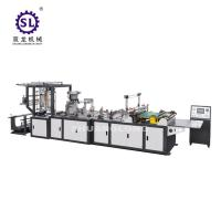 Wholesale Computer Control Zipper Lock Bag Making Machine 20-120pcs/min Speed from china suppliers