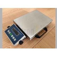 China Bluetooth Electronic Platform Scale , Accurate Portable Platform Scales on sale