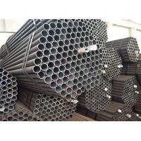 Wholesale Mild steel round tube for Mechanical And Engineering , mild steel exhaust tubing EN10297-1 from china suppliers