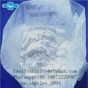 Buy cheap Methyltestosterone White Crystalline Powder Healthy Testosterone For Bodybuildin from wholesalers