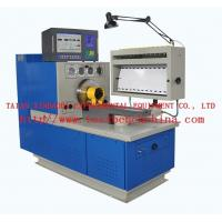 China XBD-619D Screen display testing data diesel fuel injection pump test bench 12PSB with industrial computer on sale