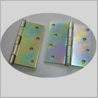 Wholesale Loose Pin Commercial Door Hinges , Self Closing Door Hinges Screw Type High Security from china suppliers