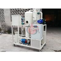 Movable Waste Oil Refinery Machine Dirty Engine Oil Dehydration Unit For Large Water Remove