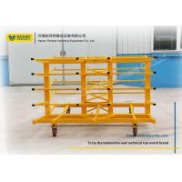 Wholesale Steel Frame Rack Truck Die Transfer Cart For Assemble Line Transportation from china suppliers