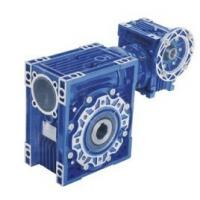 Wholesale Double Reduction NMRV Worm Gearbox Equivalent Motovario Gear Motor For Industrial from china suppliers