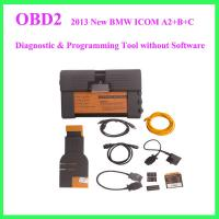Wholesale 2013 New BMW ICOM A2+B+C Diagnostic & Programming Tool without Software from china suppliers