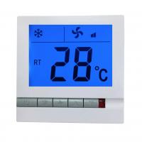 China HVAC Systems Type FCU controller thermostat for fan coil on sale