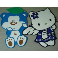 Wholesale Lovely Cartoon Non Slip Phone Mat For Advertising , Cell Phone Accessories from china suppliers