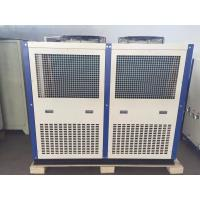 25 Tons Air Cooled Industrial Chiller Water Cooling System Machine  #3D4A77