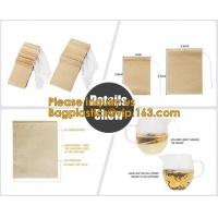 Wholesale Biodegradable Environmentally friendly empty tea bags spice herbal pouch,organic matcha green tea powder pouch / aluminu from china suppliers