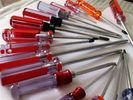 Buy cheap Chrome - Vanadium / S2 Non - Toxic Color Coded CA Cellulose Insulated Screwdrive from wholesalers