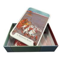 China Full Color Booklets Printing With Gloss Lamination / Gloss Coated One Side Paper on sale