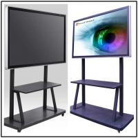 Wholesale Competitive price 50 55 65 70 75 84 inch wifi tv for office and school For classroom from china suppliers