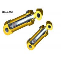 Wholesale Weld on Industrial Hydraulic Cylinder Piston Design Double Acting Industrial Equipment from china suppliers
