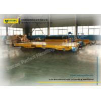 Quality Workshop 4 Wheel Self Propelled Trolley Low Noise With Remote Controller for sale