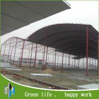 Wholesale prefab shed steel frame prefabricated light steel structure shed from china suppliers