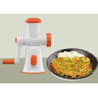 Buy cheap Manual Meat Mincer Hygienic Material Non Electric Baby Food Chopper BPA Free from wholesalers