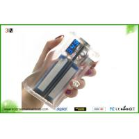 China Copper Spring And Copper Contact Chip ABS V4 Box Mod Magnetic Back Cover on sale
