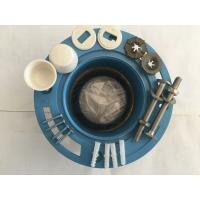 China Leak Proof Toilet Fittings Rubber Toilet Wax Ring Gasket With Flange Installed Directly on sale