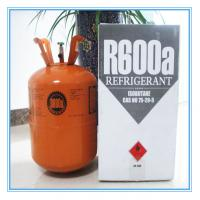Wholesale 99.9% Purity ISO-Butane Refrigerant R600A Gas competitive price from china suppliers