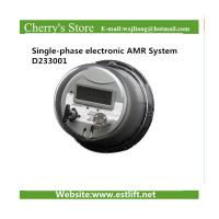 how to read electronic electricity meter