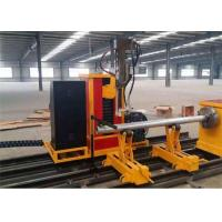 China Manufacture Industry Plasma Oxyfuel Cutting and Beveling automatic copper tube cutting machine,cnc steel pipe cutting ma on sale