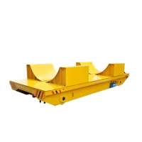 Wholesale Material Handling Rail Transfer Motorized Platform Carts from china suppliers