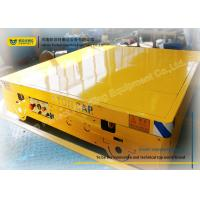 Wholesale Environmental Battery Transfer Cart / Motorized Transfer Trolley 1435 Mm Rail Gauge from china suppliers