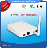 1ge port onu gepon epon with wifi