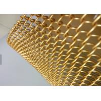 China Space Divider Metal Coil Curtain, Wire Dia1.2mm Decorative Metal Chains Drapery on sale