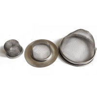 Wholesale Stainless Steel Wire Mesh Extruder Screen Packs For Polymer Melt Filters Disc from china suppliers