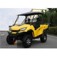 Wholesale 800cc 4wd Utility Vehicle UTV Farm Vehicle Offroad Tractor CVT Transmission from china suppliers