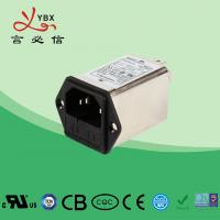 Buy cheap ODM 10A 125VAC 250VAC 30MHZ Electrical Noise Filter from wholesalers
