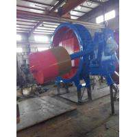 Quality BUTTERFLY VALVE WITH HYDRAULIC ACTUATOR FOR HYDRO POWER PLANT for sale